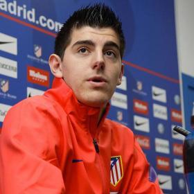 """Courtois: """"Pensamos en la Real, no en si el Barcelona pierde"""""""