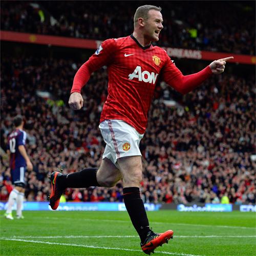 El Manchester United golea en Old Trafford a un rebelde Stoke