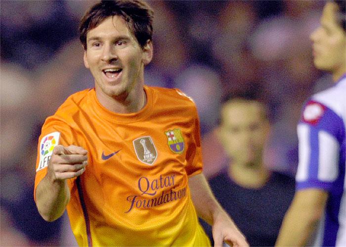 Messi mantiene la cordura