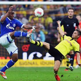 El Dortmund se dejó ayer media Bundesliga