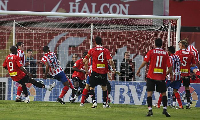 Real y Atlético, líderes de goles en propia portería