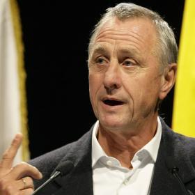 Unos ladrones saquean la casa de Johan Cruyff en Barcelona