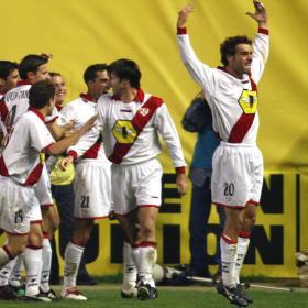 El Rayo ganó 2 de los 5 últimos partidos al Barça en Vallecas