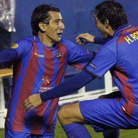 """P. Ríos: """"Tenía ganas de marcar, pero no estaba obsesionado"""""""