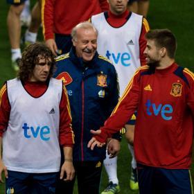 """""""No entiendo que Puyol no esté con Iker y Xavi"""""""