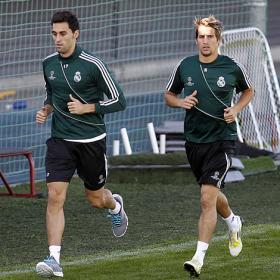 Mourinho no arriesgará con Arbeloa y Coentrao