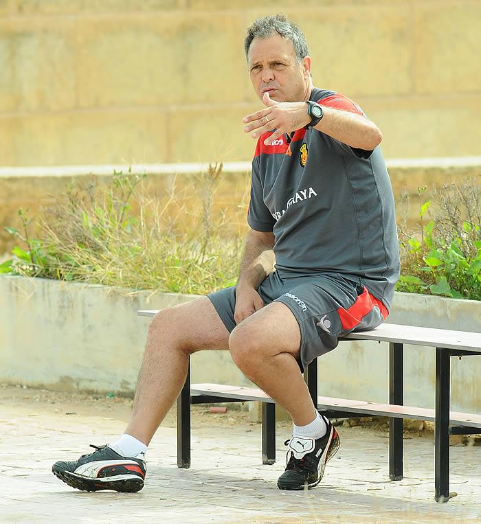 El Mallorca no perdía tres veces seguidas desde 2011