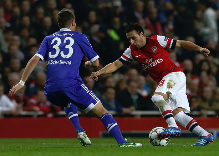"""Merson: """"Cazorla estará arrepentido de venir al Arsenal"""""""