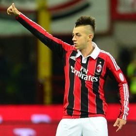 El Shaarawy sostiene al Milan