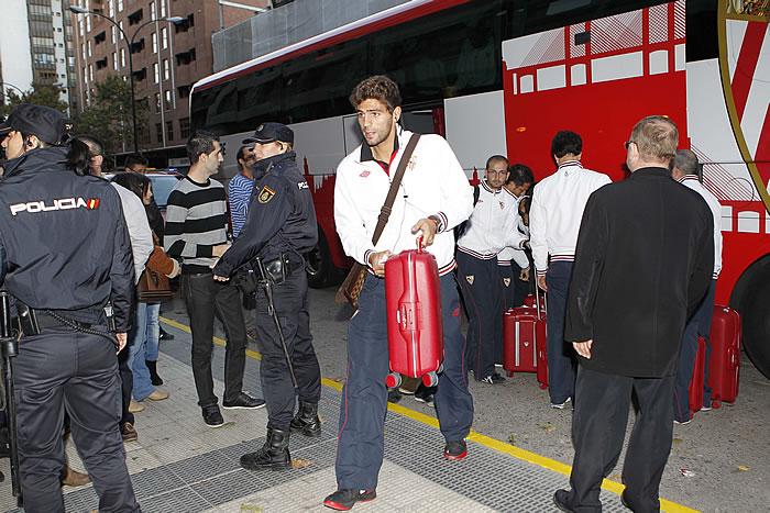 Víctor reta al Sevilla