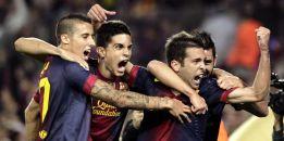 El Barça vive en el alambre