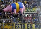 La barbarie se desata en el clásico de Buenos Aires