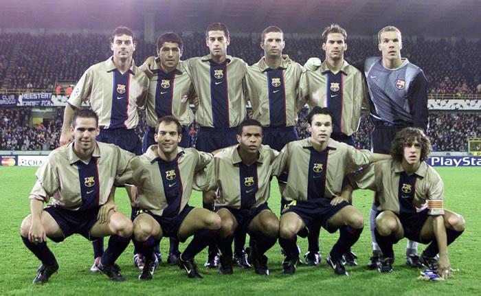 Una década de magia en el Barça gracias a Iniesta