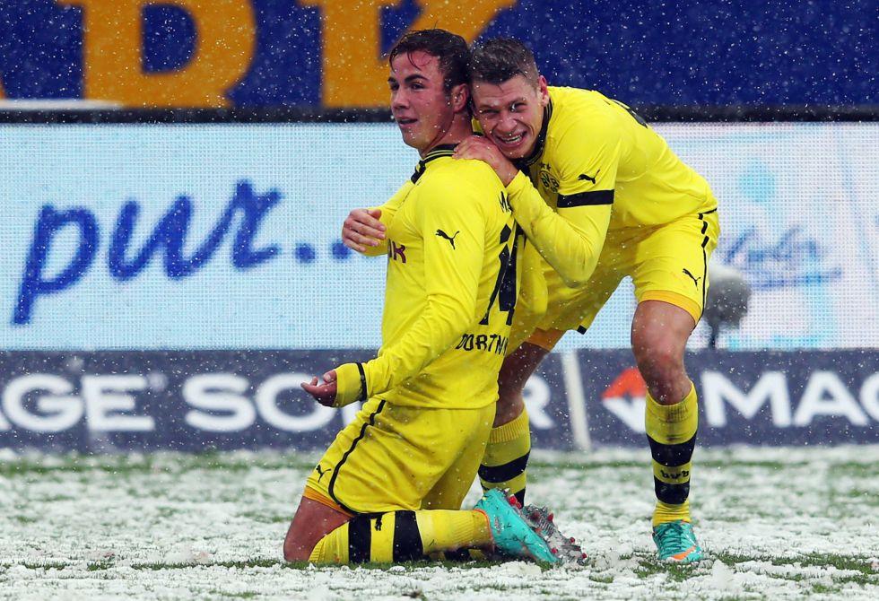 El Dortmund sigue en forma y arrasa al Aalen en Copa (1-4)