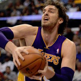 Pau Gasol: &quot;Estamos pasando por un proceso de adaptacin&quot;