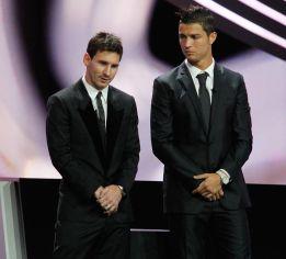 El Real Madrid gana al Barça 6-5 en la lista del Balón de Oro
