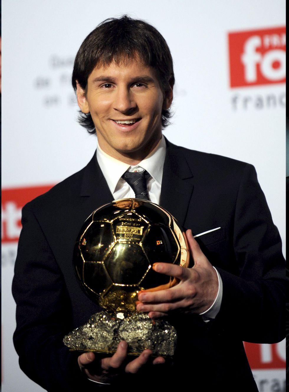 """Messi: """"Me cansa un poco la comparación con Cristiano"""""""