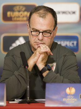 """Bielsa: """"Estamos en los últimos puestos, la Copa no es un oasis"""""""