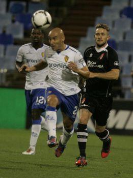 Zaragoza y Granada decidirán la eliminatoria en Los Cármenes