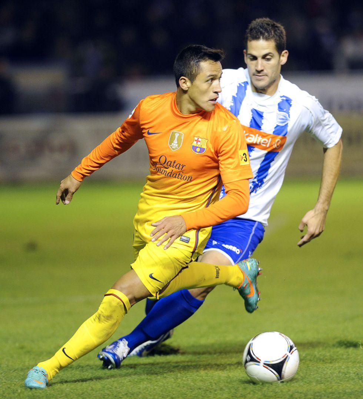Villas-Boas quiere a Alexis Sánchez para el Tottenham