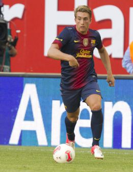 El Barça B remonta y se cuela en los puestos de promoción