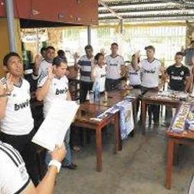 Peña Los Profetas de Nicaragua