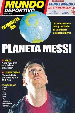 """Messi: """"Mis compañeros saben que no soy un pequeño dictador"""""""