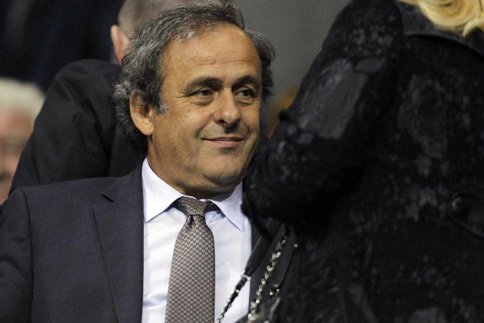 """Platini: """"Con tecnología los partidos durarían 4 o 5 horas"""""""