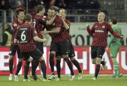El colista Fürth saca un punto (1-1) en casa del Eintracht