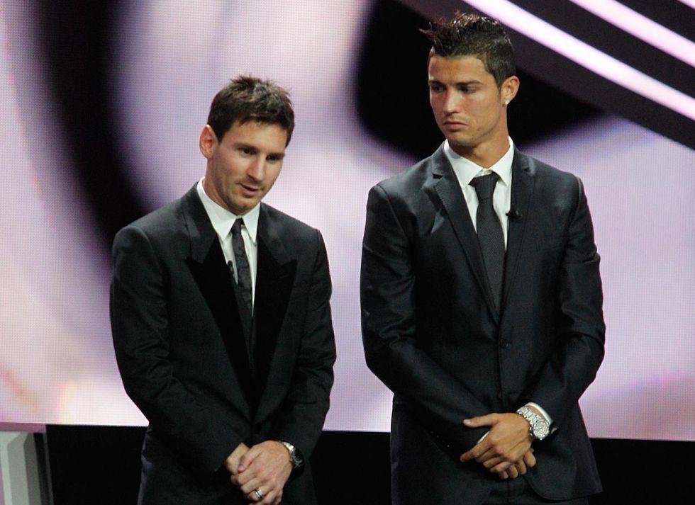 Messi afirma que no votará a Cristiano en el Balón de Oro