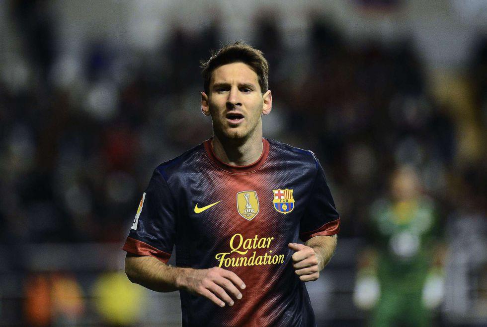 Messi ya es padre y jugará este domingo frente al Celta