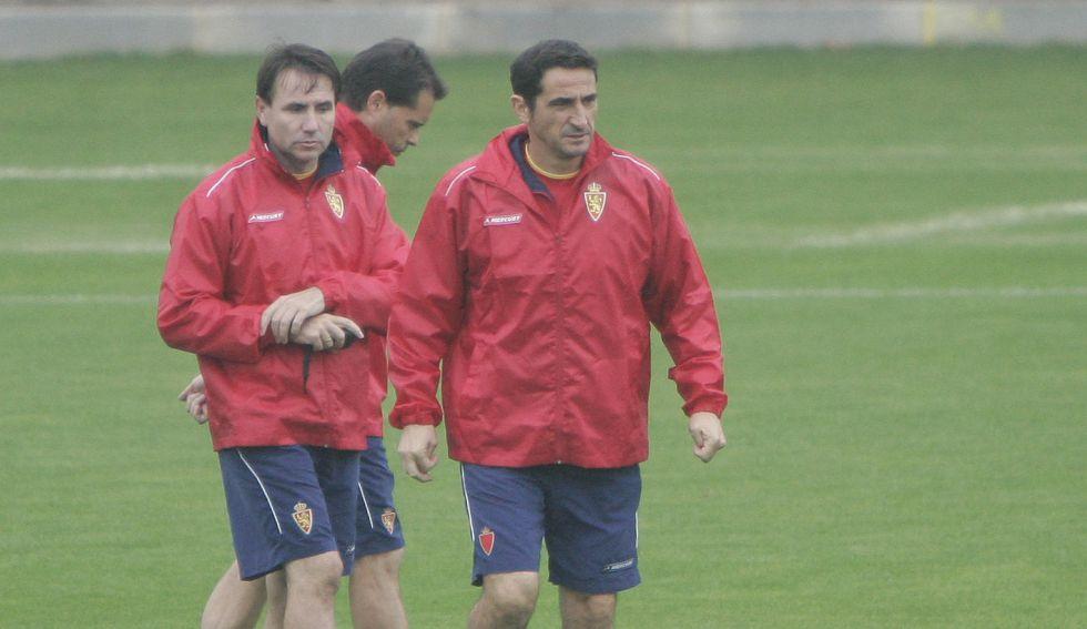 Babovic y Wílchez, descartados para el partido del Bernabéu