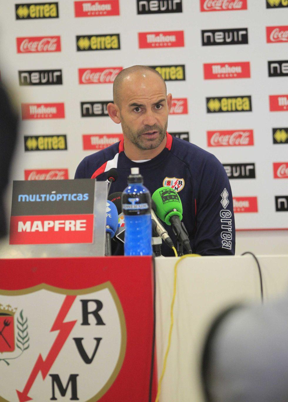 """Jémez: """"El Málaga es uno de los mejores equipos de la Liga"""""""