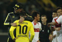 Klopp no reservó a nadie, pero el Borussia no dio buena imagen