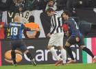 Diego Milito deja la racha de triunfos del Juventus en 49
