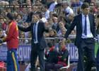 Simeone salió en defensa del expulsado Mauricio Pellegrino