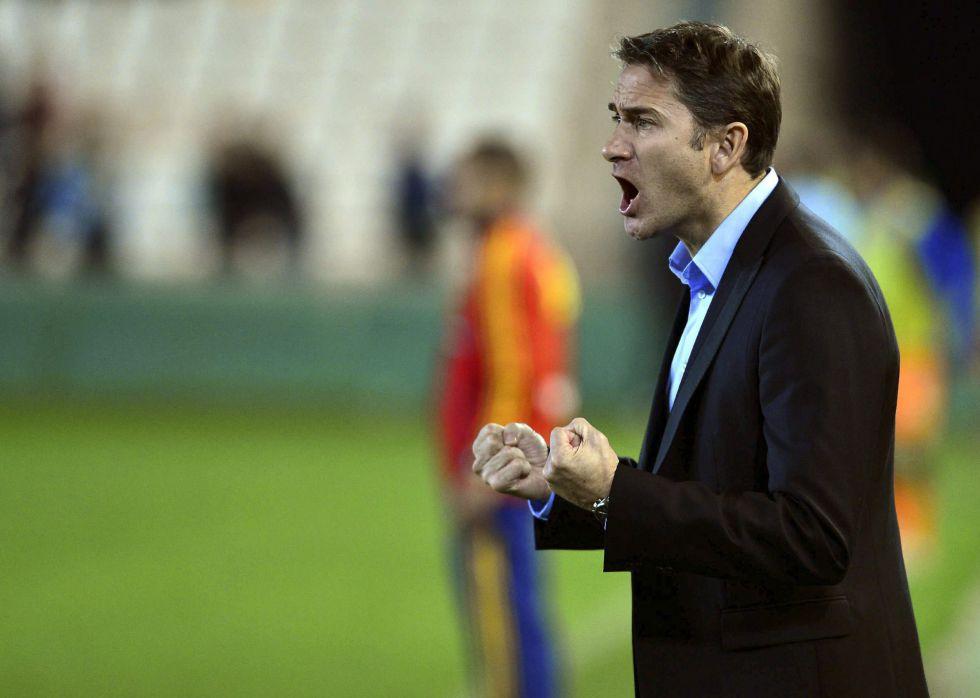 """Montanier: """"Tenemos que reaccionar ante el Espanyol"""""""