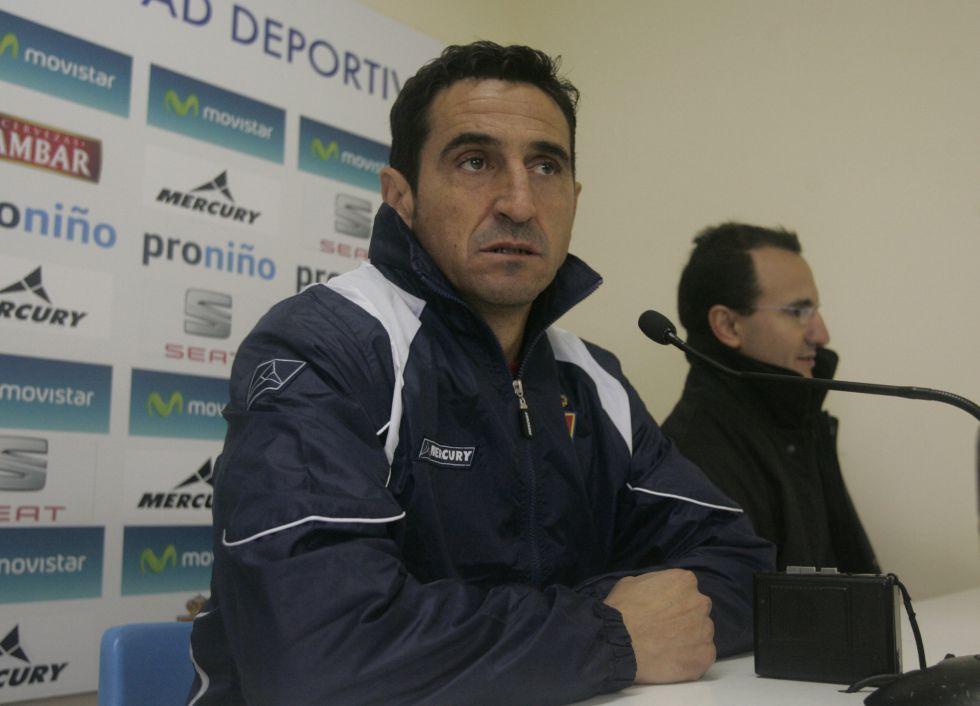 """Manolo Jiménez: """"No hemos sido inferiores al Madrid en nada"""""""