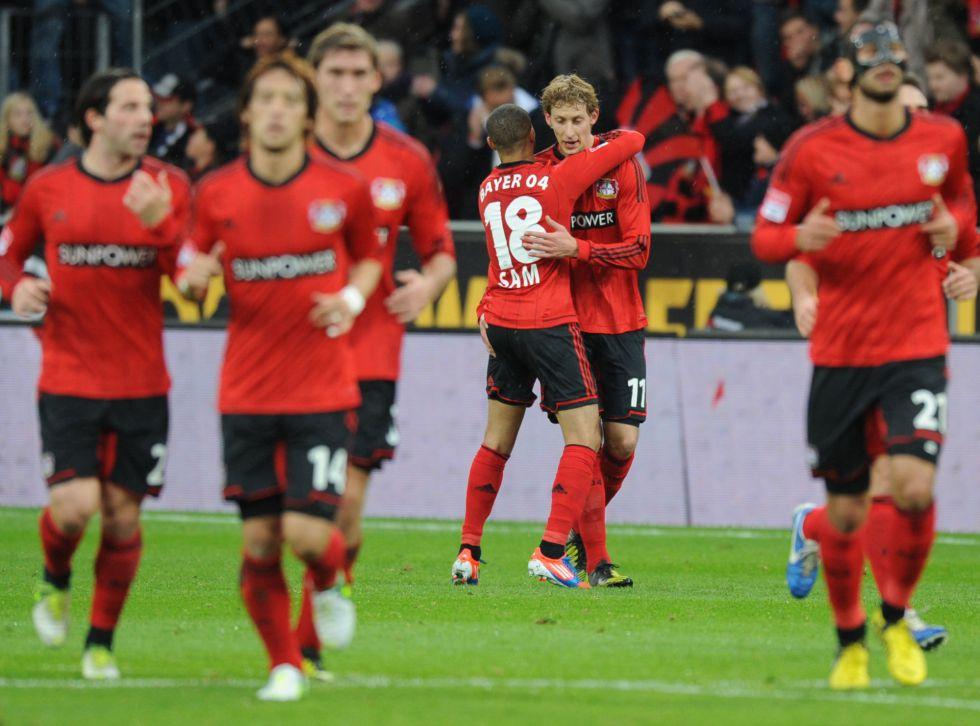 El Leverkusen derrota al Fortuna con otra asistencia de Carvajal