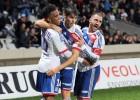 El Olympique de Lyon arrolla al Bastia antes de ir a Bilbao