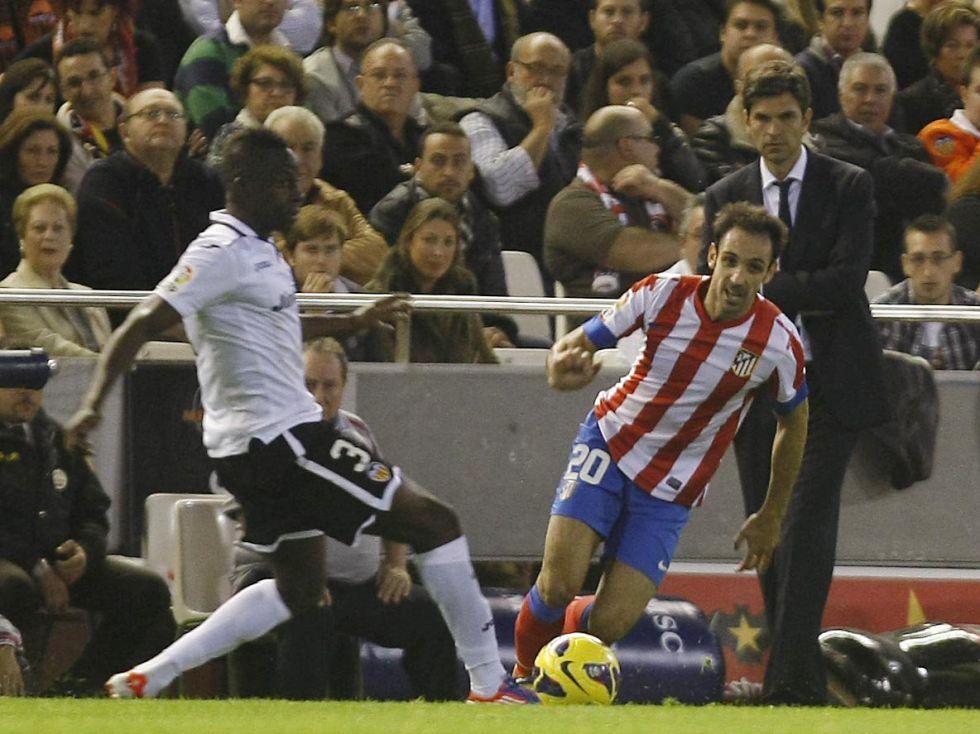 """Juanfran: """"Esta derrota no nos va a frenar, seguiremos peleando"""""""