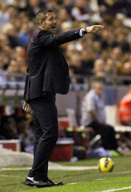 """Simeone: """"Cuando lo das todo te vas con la cabeza tranquila"""""""