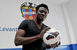 Martins quiere ser Koné