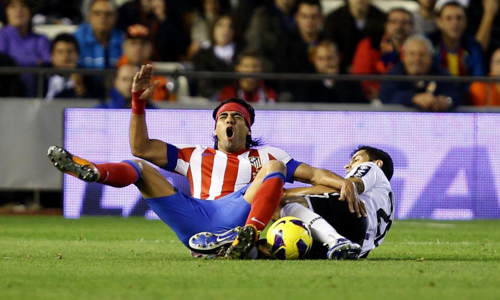 El Atleti cae con la cabeza alta