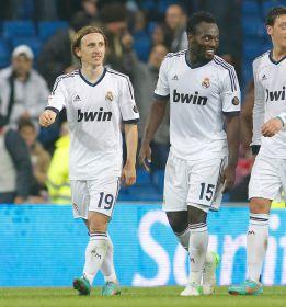Los mediocentros del Madrid han tardado 1.439' en hacer gol