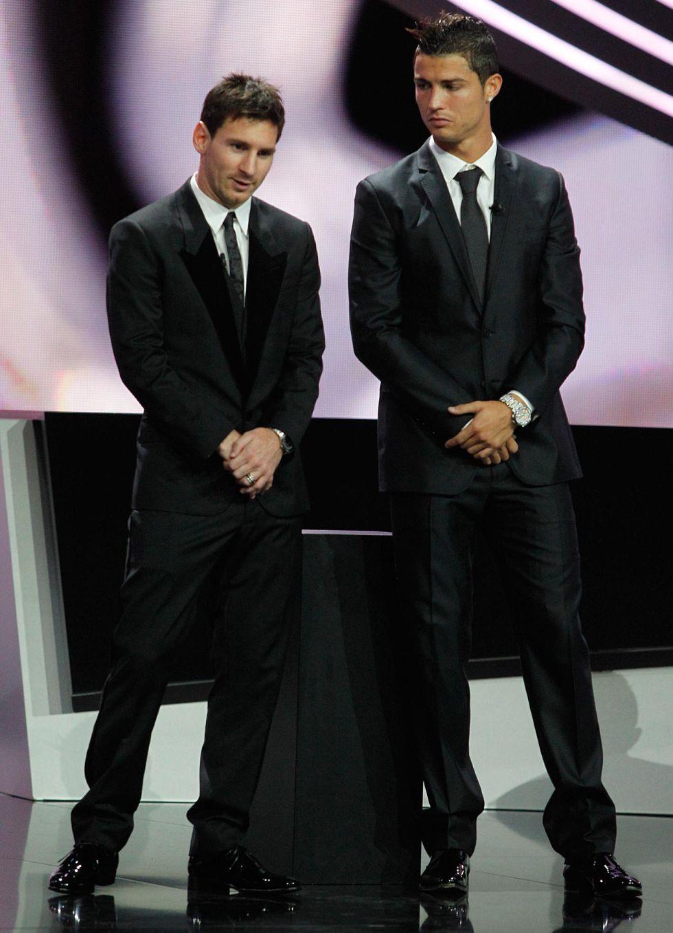 """Cristiano sobre Messi: """"Le respeto pero no somos amigos"""""""
