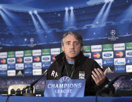 """Mancini: """"No estamos listos para ganar la Champions"""""""