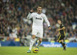 Cristiano, noveno deportista del mundo más valioso para 'Forbes'