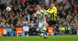 Higuaín se fue lesionado: ni él ni Benzema estarán ante el Levante