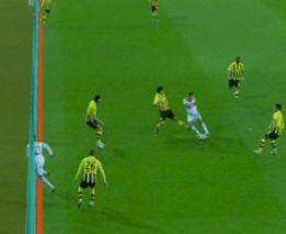 Liberovisión demuestra que el gol de Callejón no fue legal